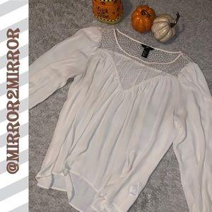 🍁🍂H&M Women's Long Sleeve Blouse